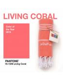 Hamamtuch Coral